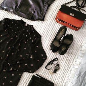 Rebecca Minkoff Studded crossbody handbag